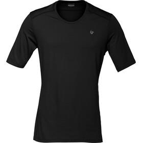 Norrøna M's Wool T-Shirt Caviar